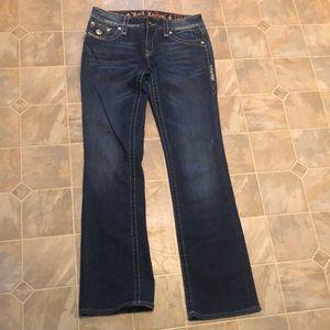Rock revival Celine boot Jeans tall